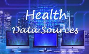 health data sources